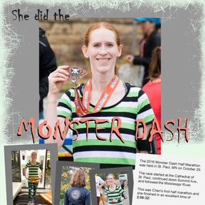 Monster Dash 2016