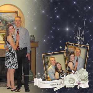 Homecoming:  Lost in Space