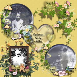 Reflections Of My Mother Designs By Abbe