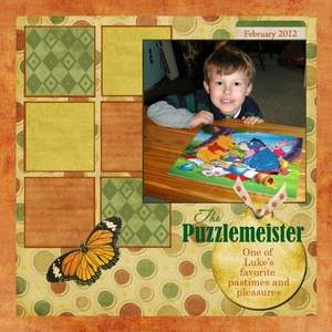 The Puzzlemeister