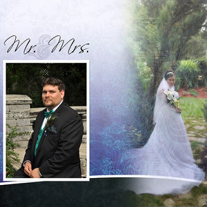 """Mr. and Mrs."" right side"