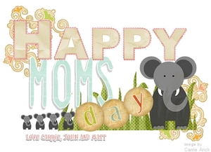 elephant moms day