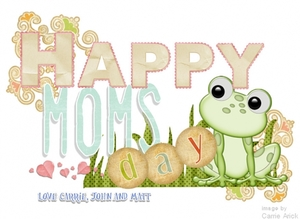 frog moms day