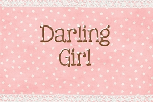 Darling Girl - Slide01