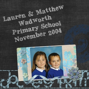 July SS Club - Lauren & Matthew