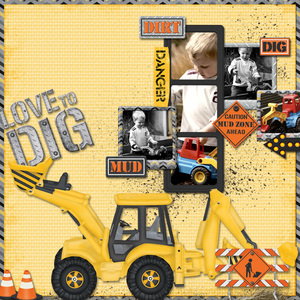 Love To Dig