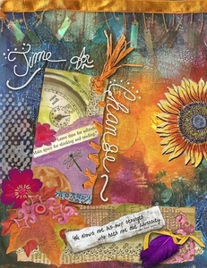 "ATC swap ""November Time for Change"""