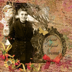 Great Aunt Norma