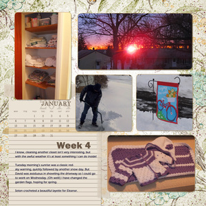 Project Life 2014 February #2
