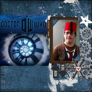 J Doctor Who