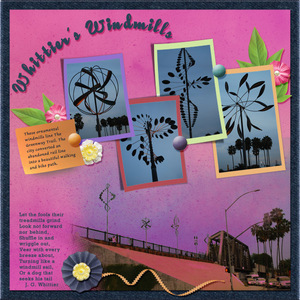 Whittier's Windmills