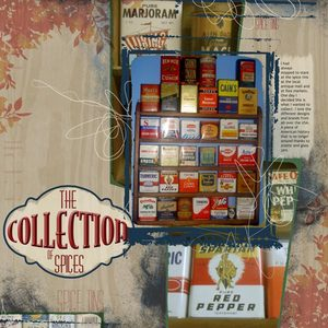 The Collection of Spices