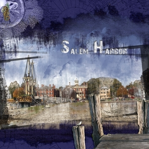 Monday Random Challenge-Salem Harbor
