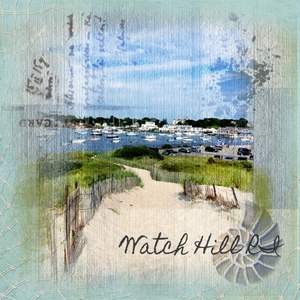 Thursday challenge - Water Color
