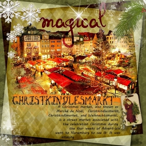 Christkindlemarket--- Germany