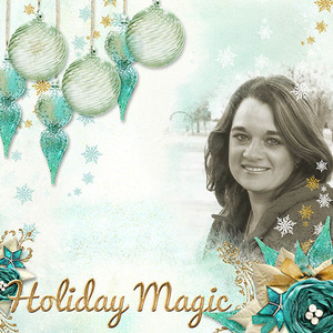 Holiday Magic Web