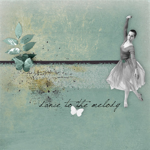dance to the melody