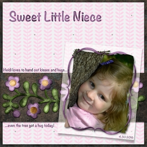 Sweet Little Neice