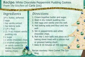 Cookie Exchange Recipe 2