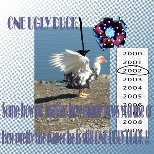 One ugly Duck!!!!!!!
