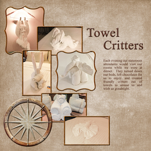 Towel Critters