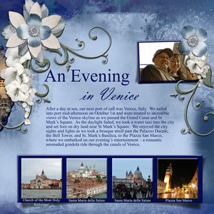 An Evening in Venice Right