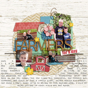 Farmers for a Day