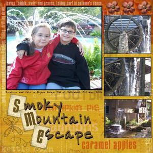 Smokey Mountains Ecsape page 1