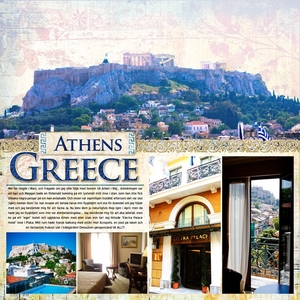 Weekend in Athens 1