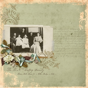 Duffey Family 1910