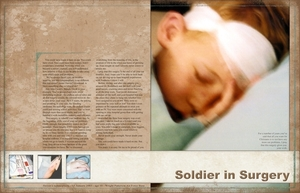 Soldier in Surgery