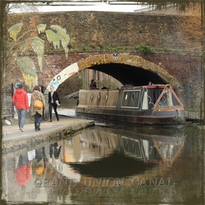 Newsletter challenge_grand union canal london