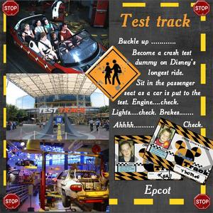 Disney Album test Track