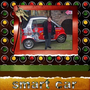 Oba with a Smart Car