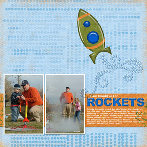 Thankful for Rockets