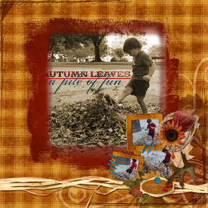 Autumn Leaves version 2