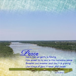 Tuesday Freebie Challenge 05/22/12 Peace