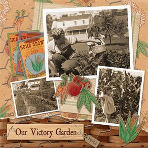 Our Victory Garden