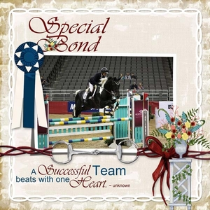 Equestrian Events Quote Challenge - Heart Beat