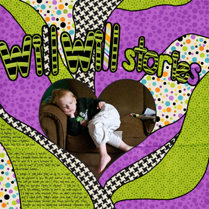 Will-Will Stories