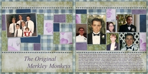 The Original Merkley Monkeys