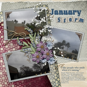 Jumpstart January 2015 - JANUARY STORM