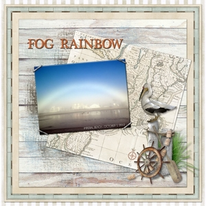 SLOW SCRAP - Fog Rainbow