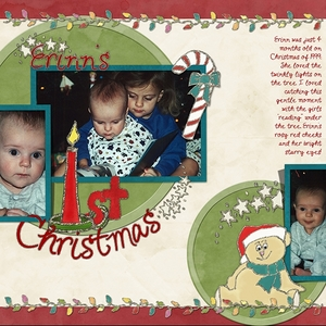 Erinn's First Christmas