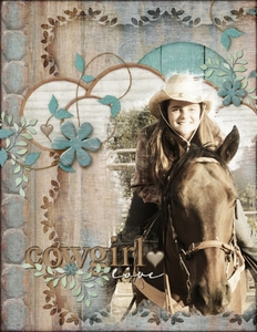 Cowgirl Love