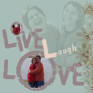 laugh love