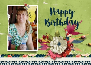 Syvonne's Birthday Card 7x5