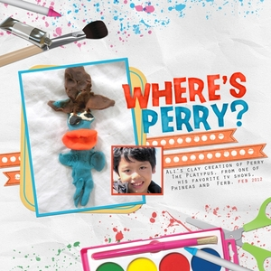 Where's Perry?