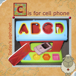 C is for cell phone