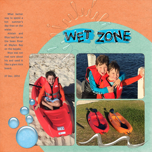 JJ #2 - Wet Zone